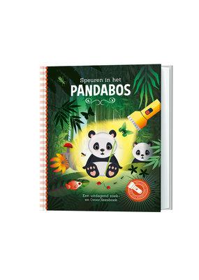 Lantaarn Speuren in het pandabos