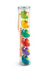 Djeco Djeco gekleurde eendjes met hengel dj02006