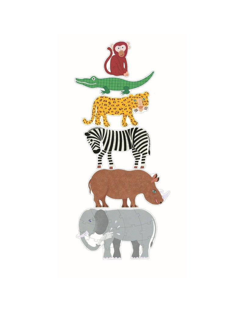 Djeco Djeco puzzel wilde dieren dj07147