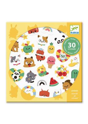 Djeco Djeco stickers Emoji