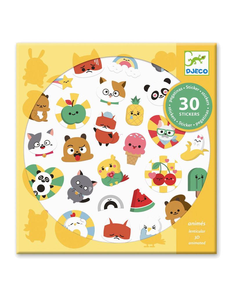 Djeco Djeco stickers Emoji dj09266