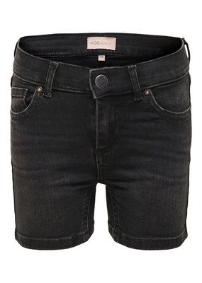 Kids Only Kids Only denim short Konblush black