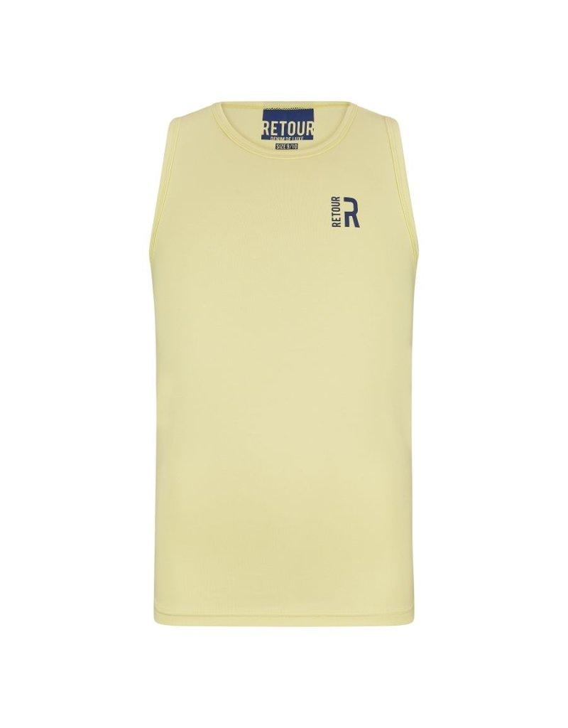 Retour Retour hemd Ruben fresh lemon