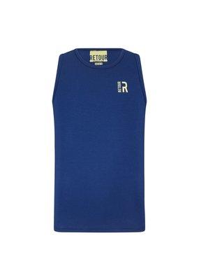 Retour Retour hemd Ruben midnight blue
