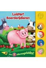 Geluidenboek boerderijdieren