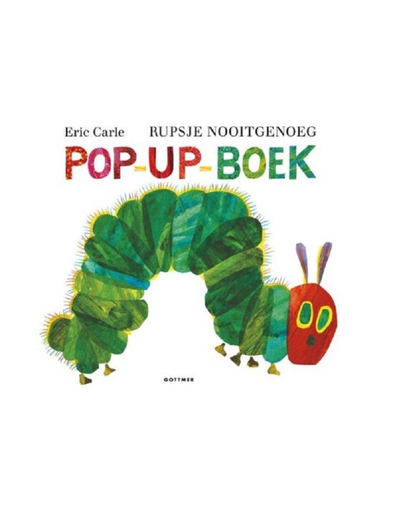 Rupsje Nooitgenoeg pop up boek