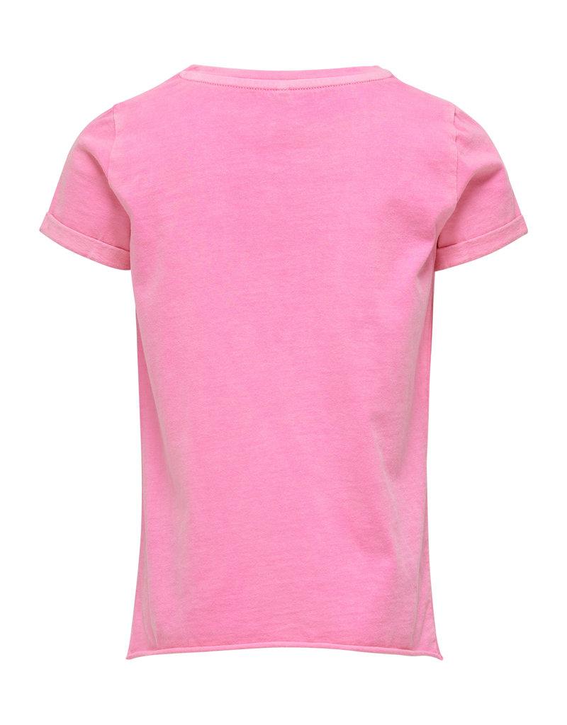 Kids Only Kids Only shirt Konacid neon pink