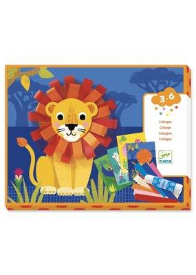 Djeco Djeco knutselpakket dierenkrullen