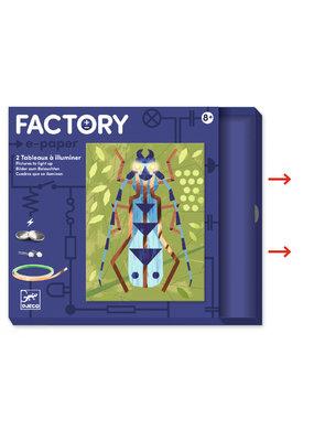 Djeco Djeco Factory elektro kaarten
