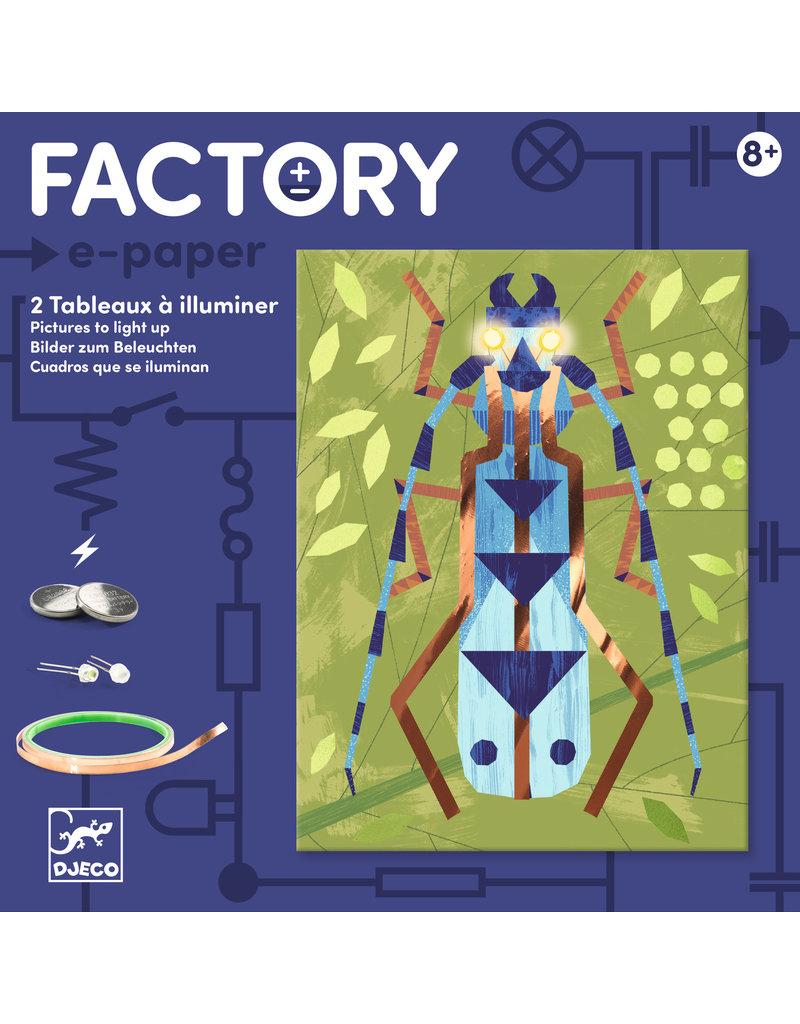 Djeco Djeco Factory elektro kaarten dj09315