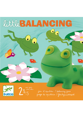 Djeco Djeco Little Balancing kikkers
