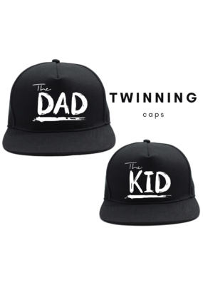 Kabana Kids Kabana Kids cap twinning The dad / The kid