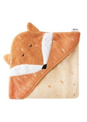 Trixie Trixie badcape 75x75 cm Mr. Fox