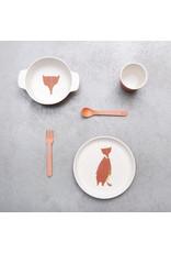 Trixie Trixie set vork/lepel Mr. Fox