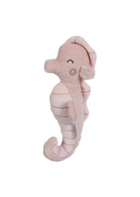 Little Dutch Rammelaar zeepaardje ocean pink