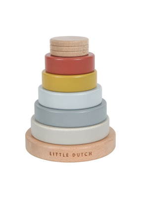 Little Dutch Stapeltoren Pure nature