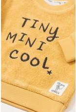 Feetje Feetje sweater tiny geel Dino