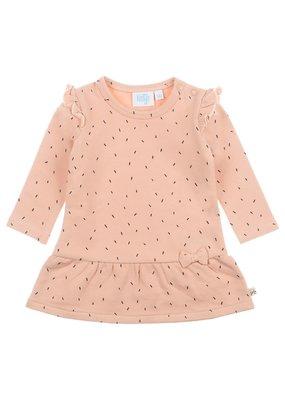 Feetje Feetje jurk roze Little and Loved