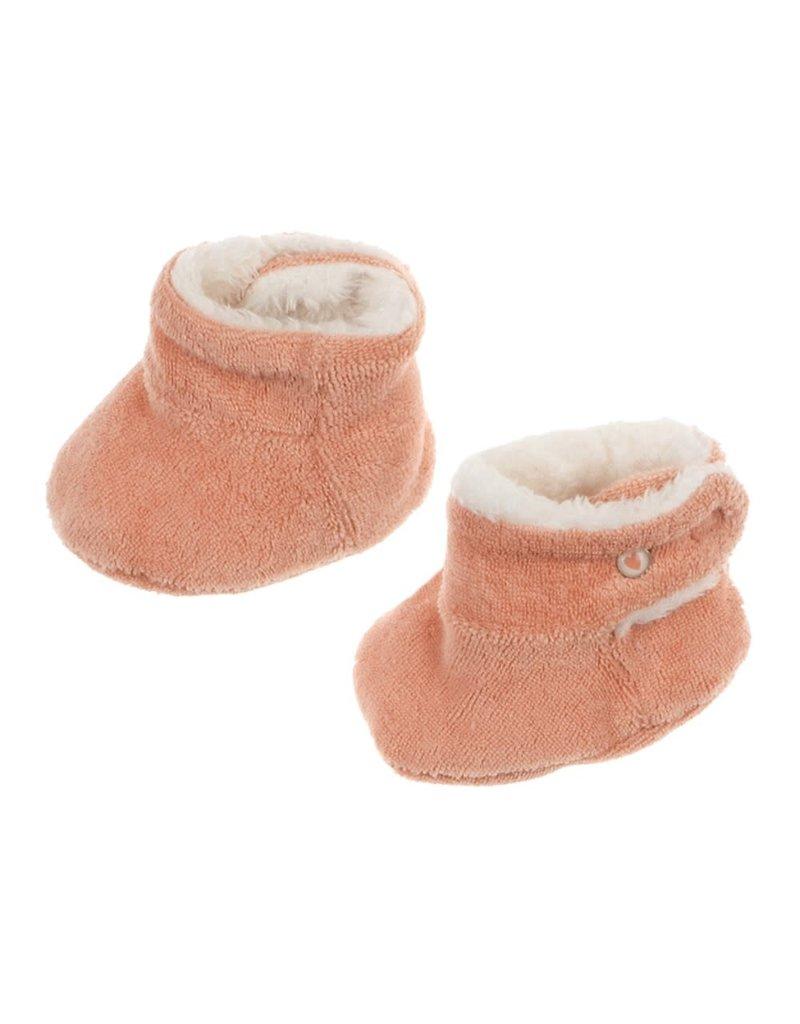 Feetje Feetje slofje roze Little and Loved