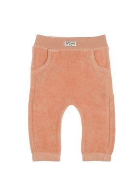 Feetje Feetje broek roze Little and Loved