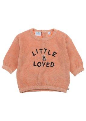 Feetje Feetje sweater roze Little and Loved
