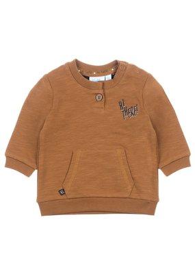 Feetje Feetje sweater camel Hi There