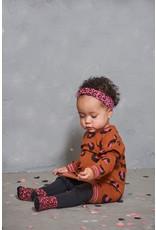 Feetje Feetje haarband roze Animal Attitude