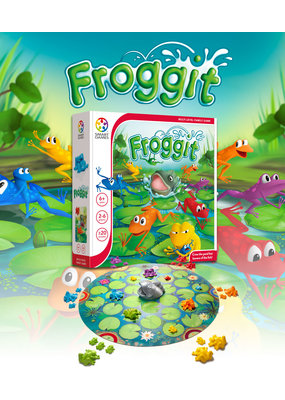Smart games SmartGames Froggit Multiplayer
