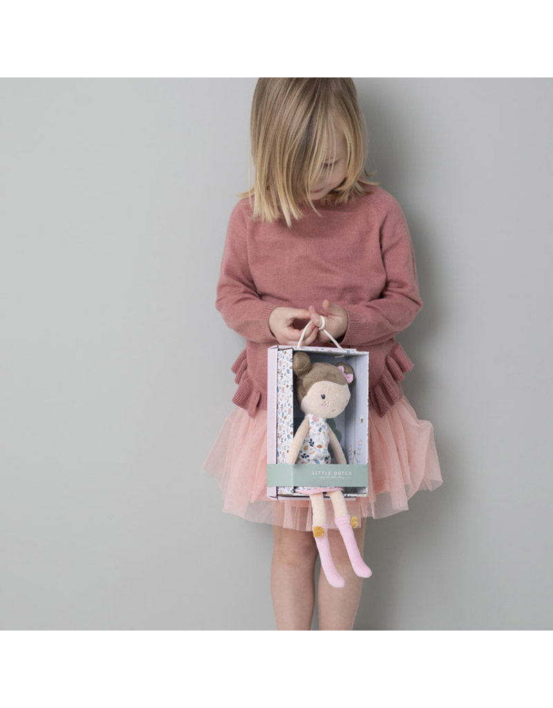 Little Dutch Pop rosa 35cm