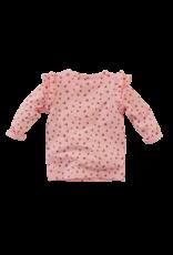 Z8 Newborn Z8 newborn longsleeve Miami soft pink/dots