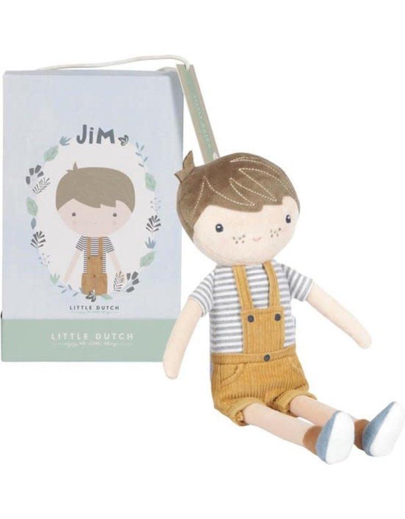 Little Dutch Little Dutch Pop jim 35cm