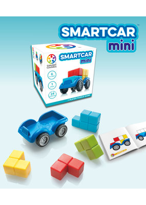Smart games Smart car mini