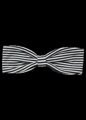 Levv Levv haarband Zuna off white stripe