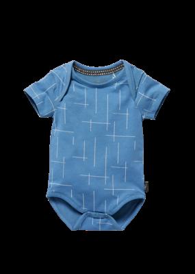 Levv Levv romperZa vier blue square