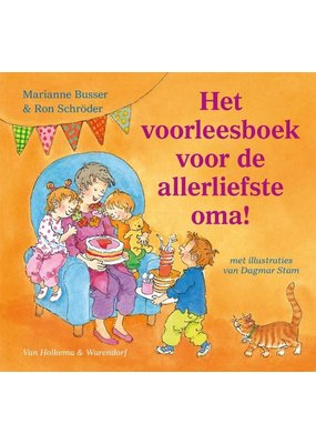 Het voorleesboek allerliefste oma