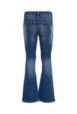 Kids Only Kids Only Konlinn flared blue denim jeans