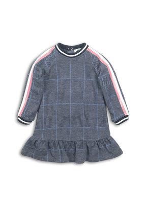 Koko Noko Koko Noko jurk blue check