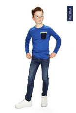 Retour Retour longsleeve Shane electric blue