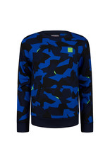 Retour Retour sweater Ross electric blue