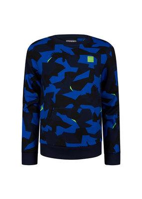 Retour Retour sweater Ross electric blue