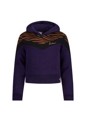 Retour Retour sweater Trisha violet indigo