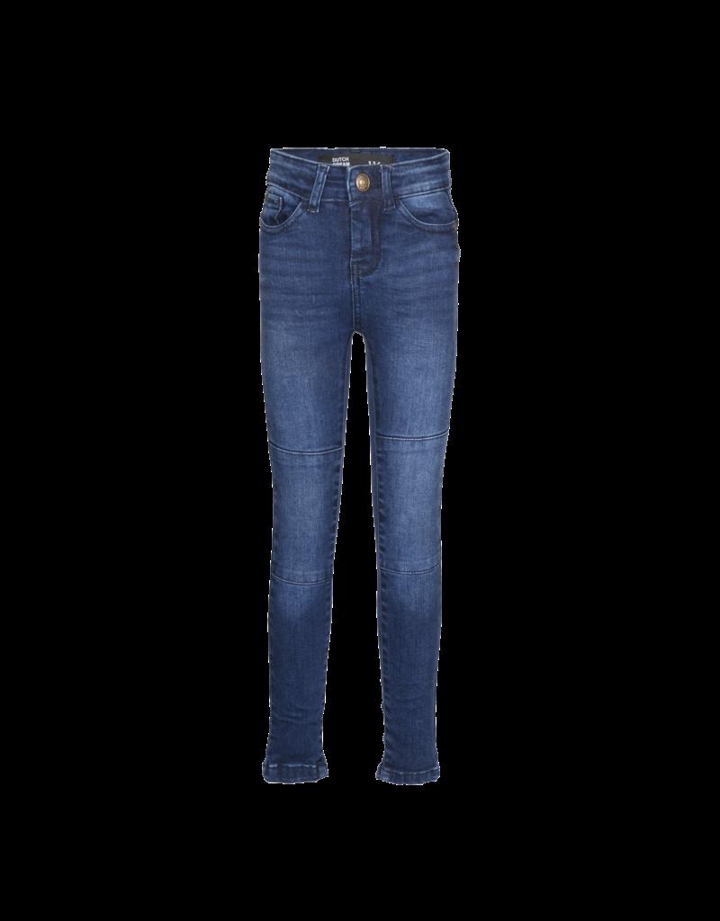Dutch Dream Denim Dutch Dream Denim hyper strech jeans Lami dark blue skinny
