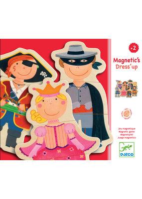 Djeco Djeco magneetspel aankleden