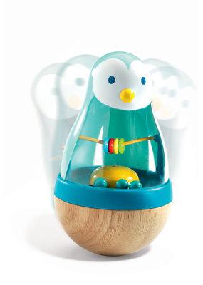 Djeco Djeco tuimelaar Roly pinguin