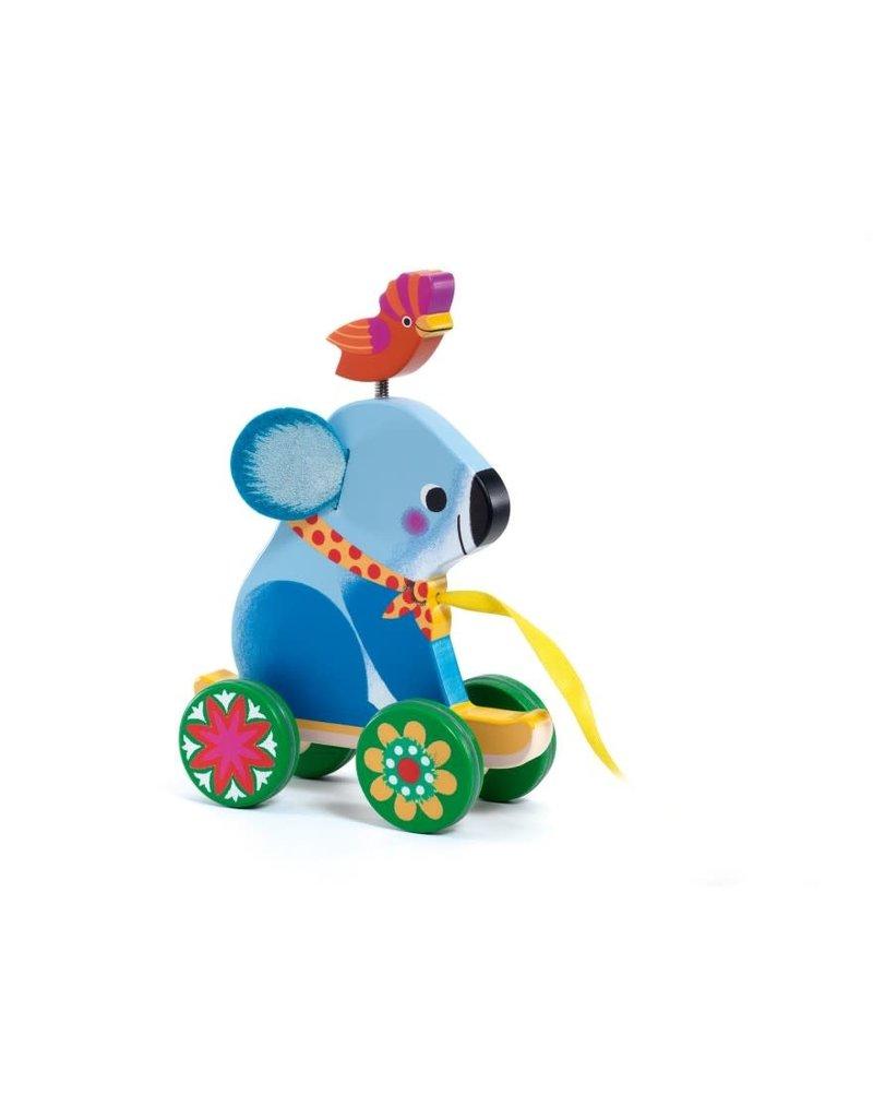 Djeco Djeco trekfiguur Koala Otto dj06245