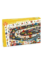 Djeco Djeco puzzel observation Car Rally dj07564