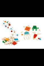 Djeco Djeco puzzelsticks dieren dj06212