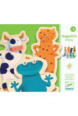 Djeco Djeco magneetspel dieren dj03111