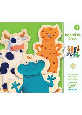 Djeco Djeco magneetspel dieren