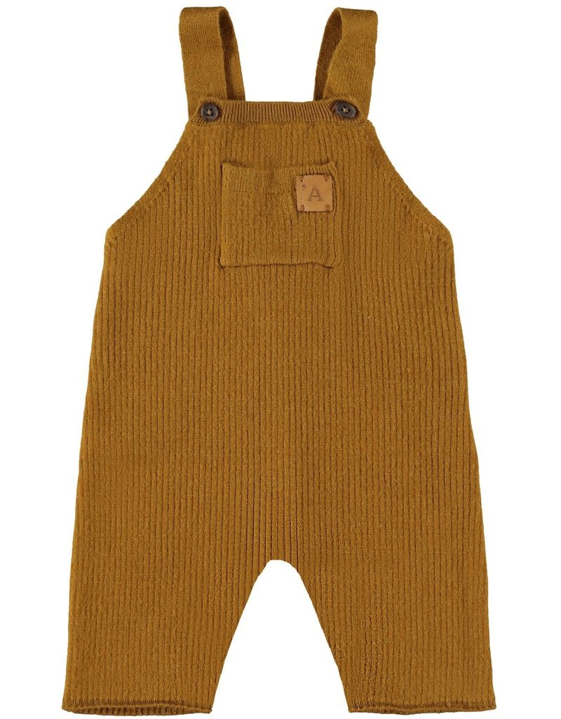 Lil' Atelier Lil' Atelier tuinbroek Nbmgoldon cathay spice